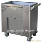 CNC custom metal fabrication carrier vehical