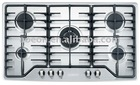 5 burner gas stove 905AH (cast iron)