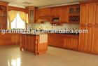Birch Kitchen Cabinet in Honey Finish