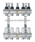 Water manifold & Floor heating systems