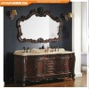 standing antique solid wood bathroom cabinet AQ-9930-H