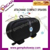Mobile phone/MP3/MP4/computer speakers bags speaker musical bags speaker for iphone mobile phone accessory