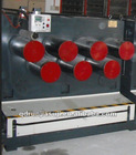 PET plastic packing extrusion machinery