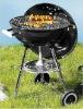 Mini ceramic bbq grill