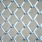 PVC coated Chain Link mesh for playground(professional factory &exporter)