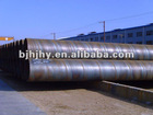 MS WELDED STEEL PIPE IN LOW PRICE