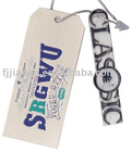 fashion plastic tag for jeans