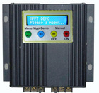 MPPT solar charge controller