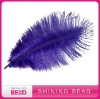 Hot sale fashion colorful ostrich feather for wedding decoration