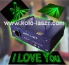KL-A6G400 Green Animation laser show, club lighting