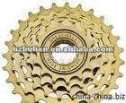 bicycle freewheel 5 speed freewheel 14-28 range