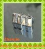 Latest new designer pave diamond stud earrings