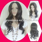 Long curl cheap kanekalon wigs