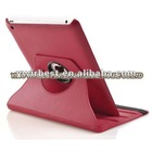2012 NEWEST unique design 360-degree rotated case for ipad3