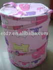 Cartoon folding laundry bags(boxes)