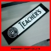 3D OEM logo bar runner