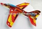 3D puzzle Plane,pull back assembly plane,DIY paper 3D puzzle plane toy