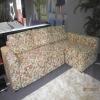 2011 hot sales fabric sofa set
