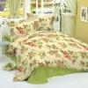 4pcs 100% polyester bedding set