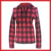 100% Polyester Printed Fleece Jacket