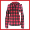 100% Polyester Printed Fleece Jacket