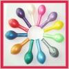 advertise metallic balloon