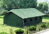 6X6M military camping strong tent