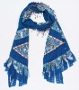 Fashion lady cotton scarf