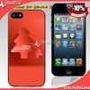 Custom design cell phone portfolio case for iphone 5