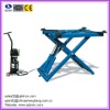 Scissor hydraulic cheap car lifts/ car elevator QDSH-S2010 2000kgs