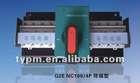 Automatic transfer switch ATS 220V Q2E 100-800A 3P,4P