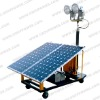 Mobile Solar Lighting tower/Solar generator