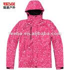 2013 new fashion kid ski jacket