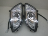 EC homologated motorcycle Headlight for CF motors and Jonway