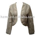 ladies' leather garments