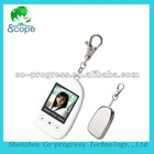 1.5'' mini key chain digital photo frame