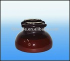 Pin type porcelain insulators for low & medium voltage class ANSI 55-4
