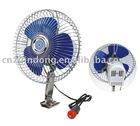 oscilating car fan 6 inch