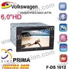 VW BORA 2003 car DVD navigaion Sirf prima GPS 6 inch CANBUS 3D PIP DVBT TMC