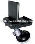 720P H264 Car Mini DVR with 2.5inch monitor