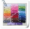 001-Crochet Headband,Waffle Headband for baby 1.5 inch 26 colors