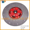 UTB clutch disc