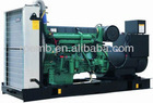 china famous brand shangchai soundproof genset with diesel fuel