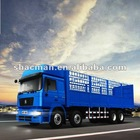 SHACMAN F2000 8x4 Cargo Truck Euro III