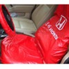 disposable auto seat cover set