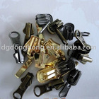 various of shapes Metal zipper pulls