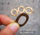 Conical spring washers/crinkle washer/wave washer/tooth washer/bolt/screw