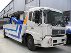 Dongfeng rotator tow truck