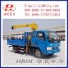 DFAC 4*2 Crane lorry, lorry crane truck