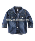 cool long sleeve spring boy kids jean